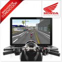 Simulador de conducción de moto Honda Riding Trainer