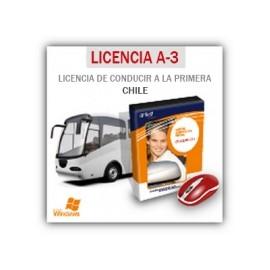 Test - Licencia A3 Chile