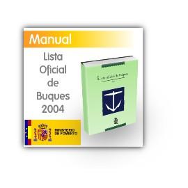 Lista oficial de buques 2004
