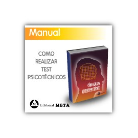 Libro - Cómo realizar un test psicotécnico: teoría, ejemplos prácticos y soluciones razonadas