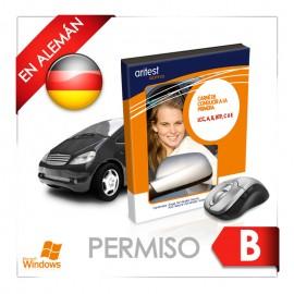 PERMISO B ALEMÁN