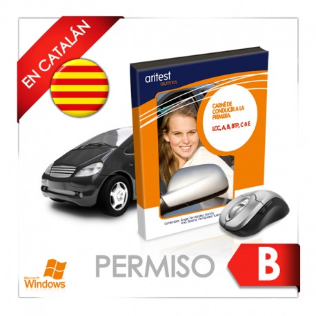 Test - Permiso B en catalán