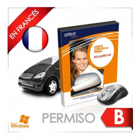 Test - Permiso B en francés
