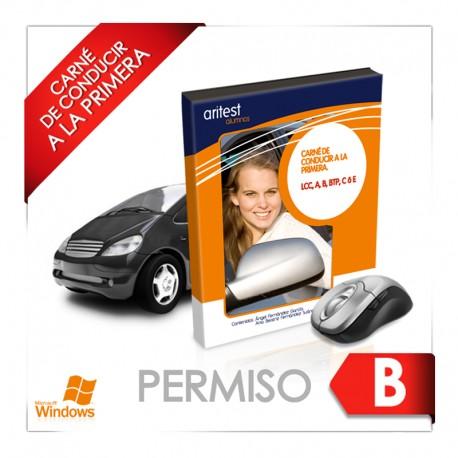TEST PERMISO B