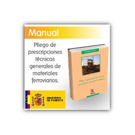 Pliego de prescripciones técnicas generales de materiales ferroviarios. PF-7-SUBBALASTO.