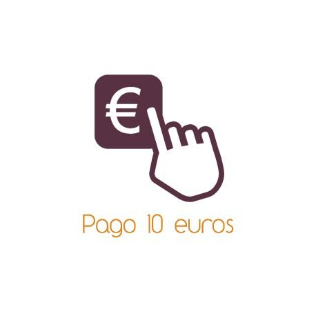 Pago 10 euros