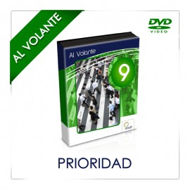 DVD Audiovisual Permiso B - 09. Prioridad