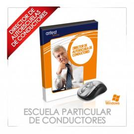 TEST - DIRECTOR DE AUTOESCUELA