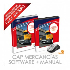 Manual + Test CAP Mercancías