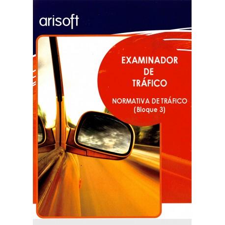 TEST - EXAMINADOR DE TRÁFICO